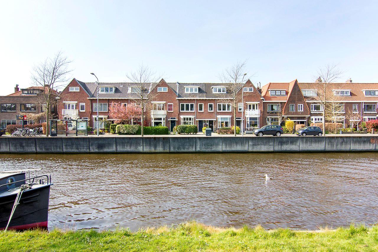 Herenhuis aan Leidsevaart Haarlem Aankoopmakelaar haarlem funda